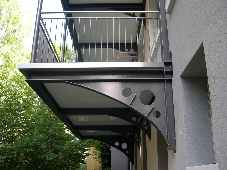 Balkonbau Angebot Joos Metall Stahlbau