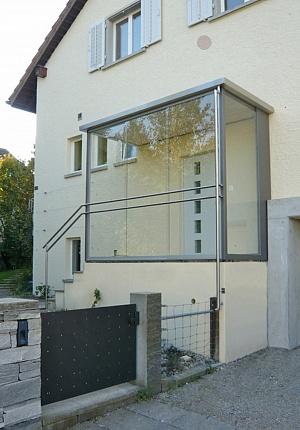 Windfang Hauseingang Glas windfang hauseingang aus glas die schönsten einrichtungsideen